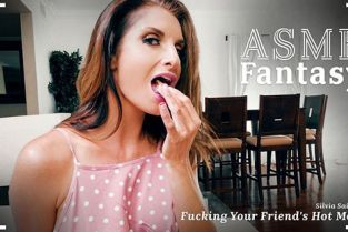 AdultTime - Silvia Saige Fucking Your Friend's Hot Mom