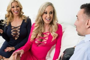 Brandi Love, Alexis Fawx, Keiran Lee Internet Outage Poundage [Best of Brazzers]