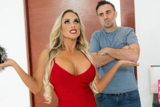 Tegan James, Keiran Lee Tipping The Driver [Best of Brazzers]