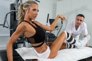 Keiran Lee, Courtney Taylor Stress Buster [Best of Brazzers]