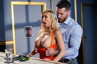 Alexis Fawx, Mike Mancini The Big Stiff [Best of Brazzers]