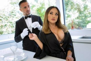 Keiran Lee, Kaylani Lei Who's Your Butler? [Best of Brazzers]