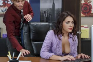Michael Vegas, Valentina Nappi All Natural Intern [Best of Brazzers]