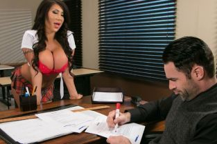 Charles Dera, August Taylor What's My Grade Again? [Best of Brazzers]