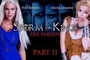 Peta Jensen, Rob Diesel, Aruba Jasmine Storm Of Kings XXX Parody: Part 2 [Best of Brazzers]