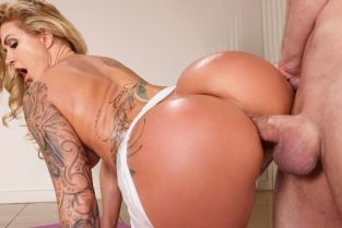 Bill Bailey, Ryan Conner Downward Doggystyle [Best of Brazzers]