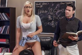 Charles Dera, Kylie Page Math Can Be Stimulating [Best of Brazzers]