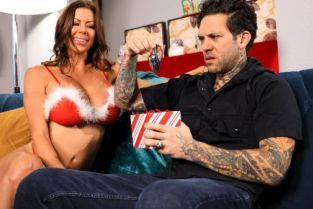 Alexis Fawx, Small Hands All I Want For Christmas Is Dick