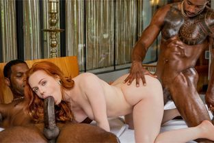 Blacked - Ella Hughes Insatiable Appetite