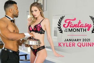 NubileFilms - Kyler Quinn January 2021 Fantasy Of The Month
