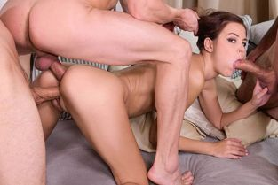 HandsOnHardcore - Cindy Shine Maid Likes It Rough And Dirty