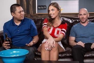 Johnny Sins, Britney Amber Game Day Dicking [Best of Brazzers]