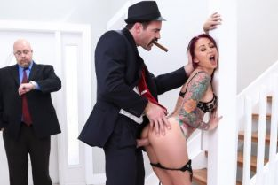 Monique Alexander, Charles Dera The Don Whacks My Wife's Ass [Best of Brazzers]
