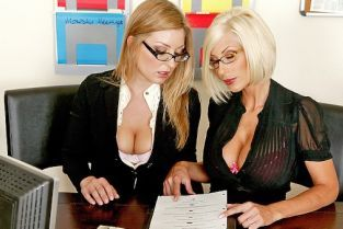 Puma Swede, Avy Scott Robber Jobber [Best of Brazzers]