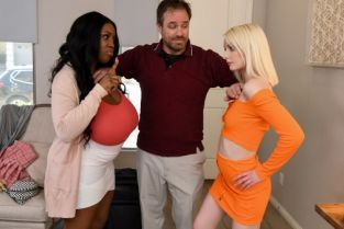 Maserati XXX, Alice Pink Dommed By Her Dad's Girlfriend: Part 1 [Best of Brazzers]