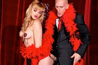 Johnny Sins, Lexi Belle Belle of the Burlesque [Best of Brazzers]