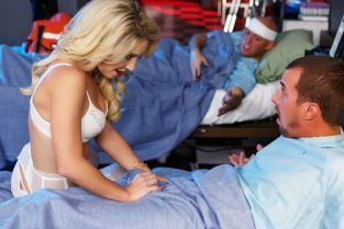 Jessy Jones, Laura Bentley Night Shift's Naughtiest Nurse Part One [Best of Brazzers]
