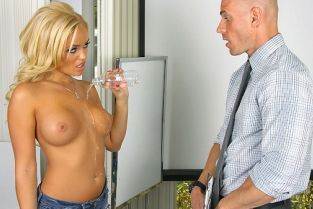 Johnny Sins, Alexis Monroe. Weird Science Fair [Best of Brazzers]