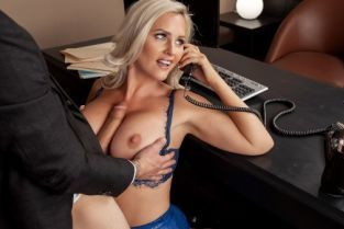 Alena Croft, Small Hands She's A Smooth Operator [Best of Brazzers]