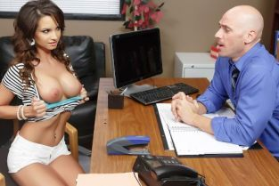 Johnny Sins, Ashley Sinclair Ripe To Be A Pornstar [Best of Brazzers]