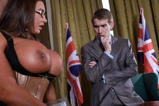 Danny D, Emma Butt Party Political [Best of Brazzers]