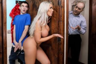 Jordi El Nino Polla, Nina Elle They Feel Real To Me [Best of Brazzers]