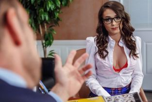 Johnny Castle, Ashly Anderson PhDick [Best of Brazzers]