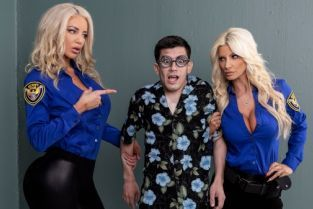 Jordi El Nino Polla, Nicolette Shea, Brittany Andrews Fucking His Way Into The U.S.A [Best of Brazzers]
