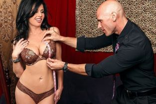 Johnny Sins, Veronica Avluv The Right Fit [Best of Brazzers]