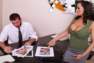 Jordan Ash, Lisa Ann The Mayor Of Brazzerville [Best of Brazzers]