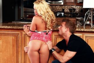 Bill Bailey, Alexis Monroe. Fucking While We Wait [Best of Brazzers]