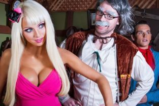 Tyler Nixon, Rikki Six Dolly Pop [Best of Brazzers]