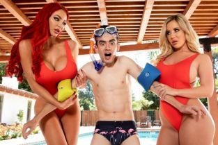 Jordi El Nino Polla, Nicolette Shea, Savannah Bond Big Tits Save Lives [Best of Brazzers]