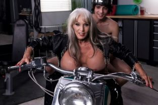 Ricky Spanish, Sally D'Angelo Bad To The Granny Bone [Best of Brazzers]