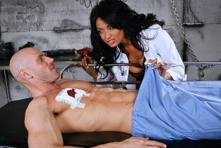 Johnny Sins, Anissa Kate Dr. Gangbanger Banger [Best of Brazzers]