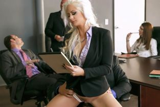 Ramon Nomar, Holly Heart The Meeting [Best of Brazzers]