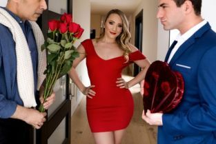 AJ Applegate, Keiran Lee Earning My Valentine [Best of Brazzers]