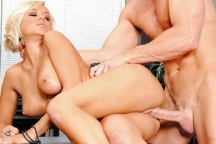 Johnny Sins, Briana Blair Sometimes You Gotta Give Head to Get Ahead in Life [Best of Brazzers]