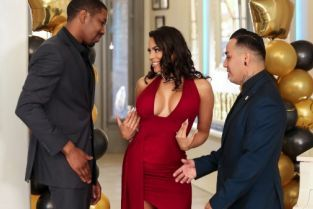 Luna Star, Isiah Maxwell Reunited And She Looks So Good [Best of Brazzers]
