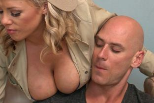 Johnny Sins, Katie Kox Breast Control [Best of Brazzers]