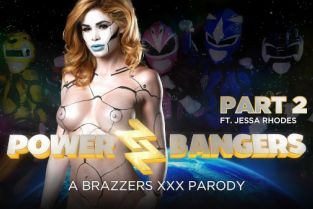 Jessa Rhodes, Katrina Jade Power Bangers: A XXX Parody Part 2 [Best of Brazzers]