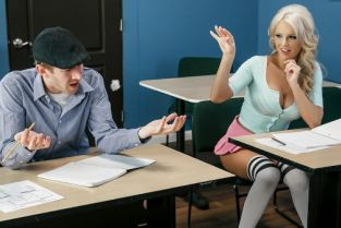 Kenzie Taylor, Danny D Detention [Best of Brazzers]