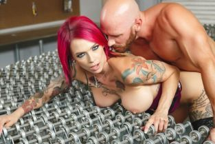 Johnny Sins, Anna Bell Peaks This Warehouse is a Whorehouse [Best of Brazzers]