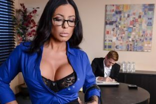 Danny D, Simone Garza Load For A Loan [Best of Brazzers]