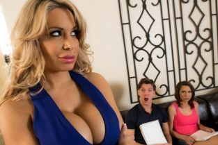 Markus Dupree, Alyssa Lynn, Cece Capella Music To A Mom's Ears [Best of Brazzers]