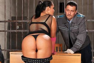 Jasmine Black European Interrogation [Best of Brazzers]