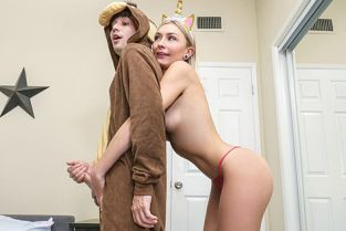 FamilyStrokes - Chloe Temple Caught My Stepbrother