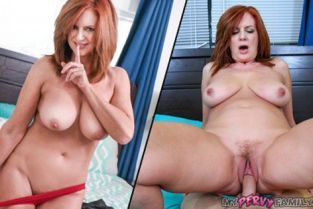 MyPervyFamily - Andi James Stepmom's Lesson In Debauchery