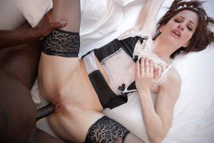 Hustler - Ava Courcelles French Maid to Hire