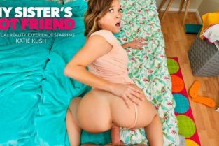 NaughtyAmerica - Katie Kush Katie Kush's friend's brother stops by her dorm room for a book but ends up getting some pussy! MySistersHotFriend
